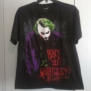 Joker Black T-shirt